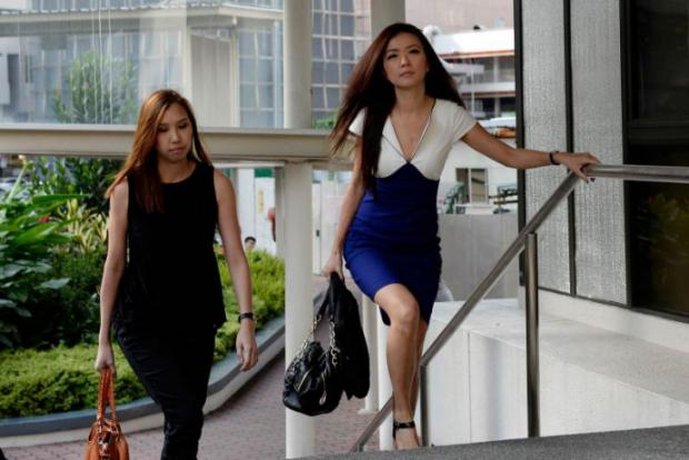 CHC former finance manager Serina Wee. Photo courtesy: stomp