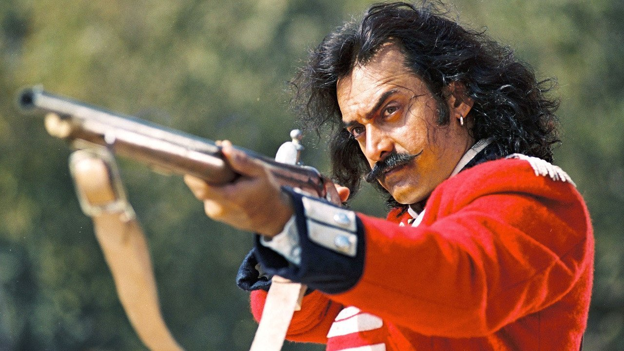 Aamir Khan played the role of Mangal Pandey in the iconic film 'Mangal Pandey: The Rising'