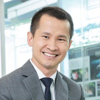 Singapore Tourism Board chief executive Lionel Yeo