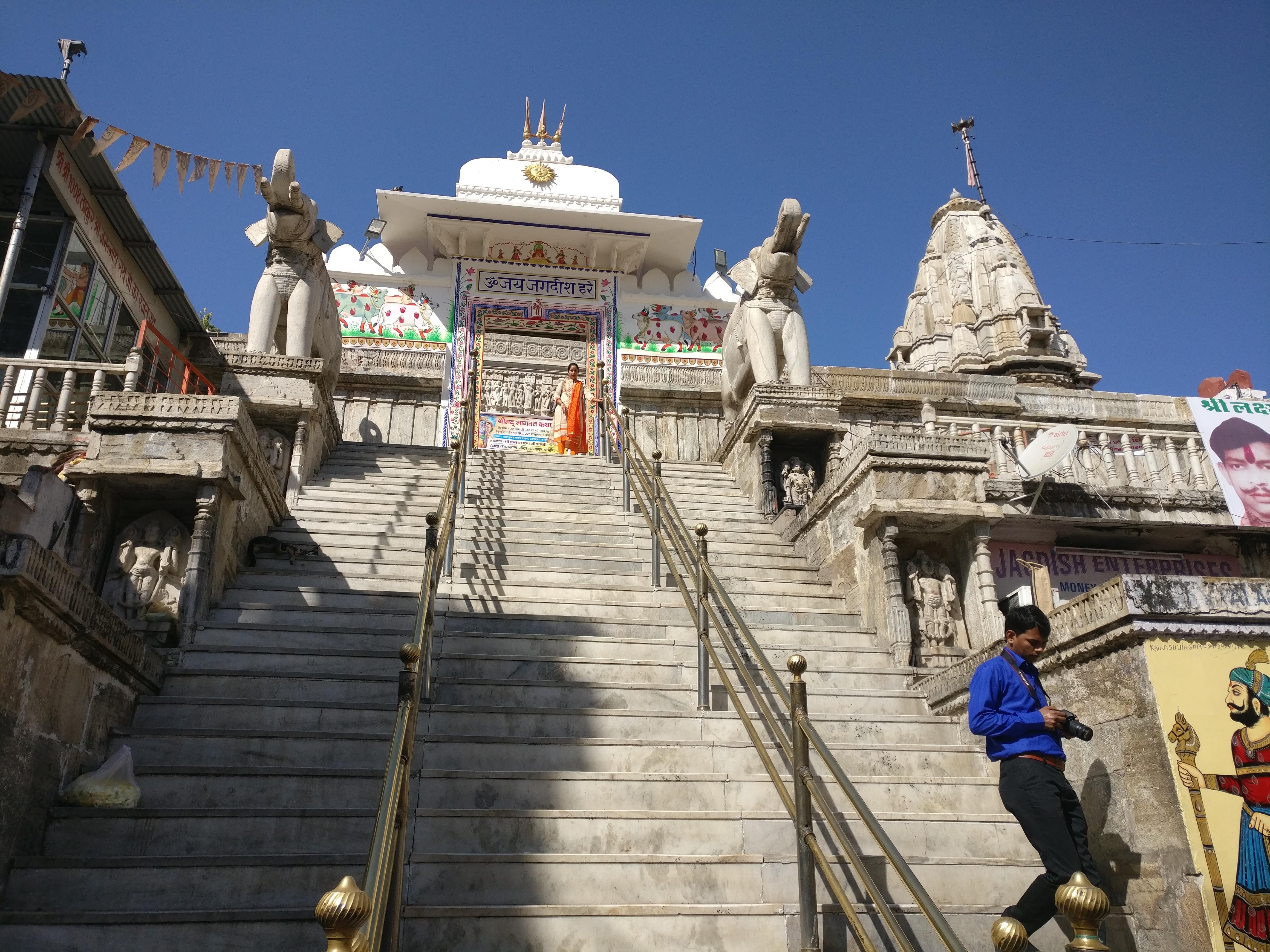 Jagdish Temple Udaipur Rajasthan