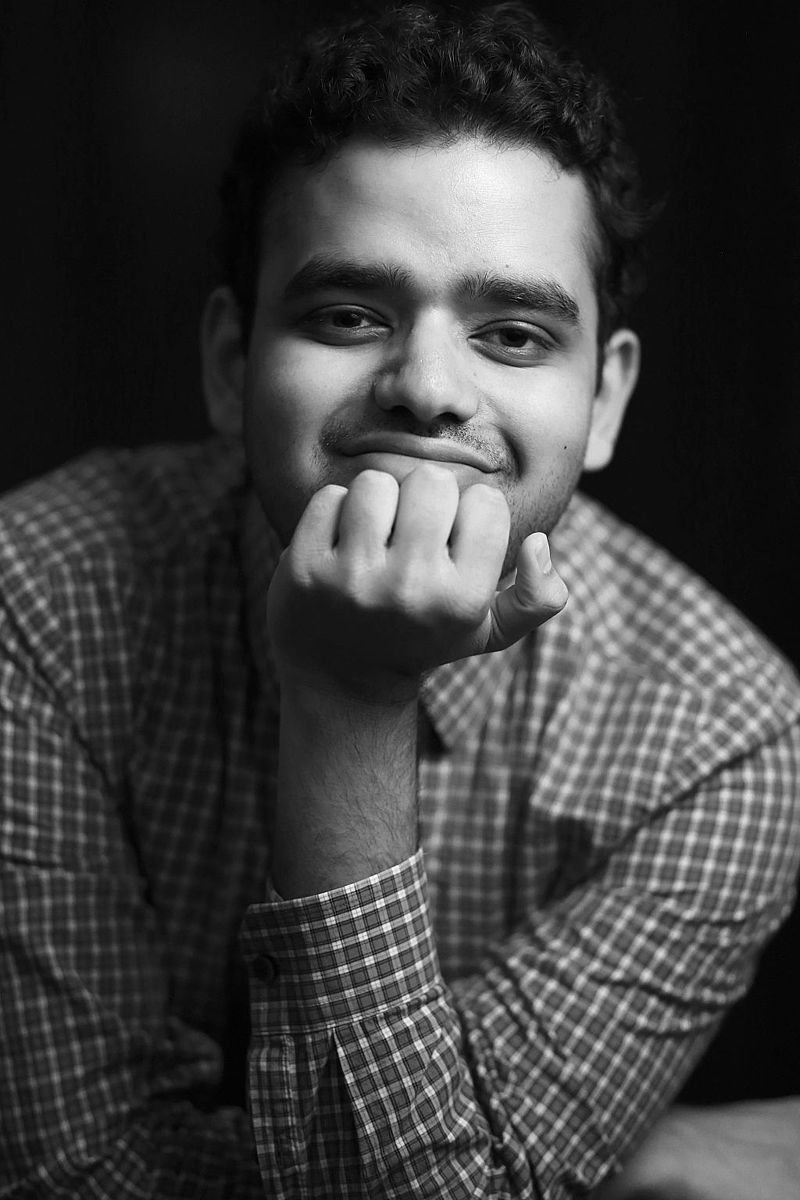 Indian-American author, screenwriter and filmmaker Kovid Gupta