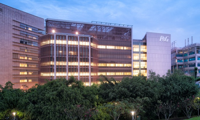 P&G will be investing more than SGD140 million over the next five years at the first digital innovation centre in Singapore.