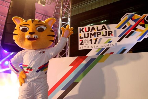 There is considerable excitement for the SEA Games, 2017.