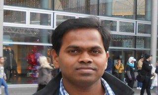 Arava Kiran Kumar Reddy.