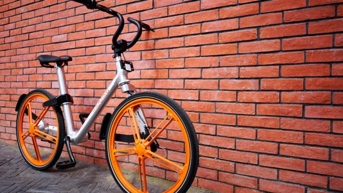 Mobike will roll out 1,000 parking areas in different areas of Singapore.