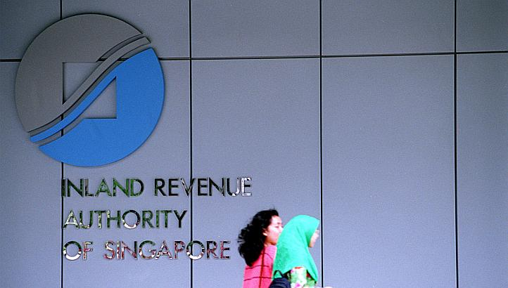 bout 96 per cent of taxpayers filed their tax returns on time in Singapore