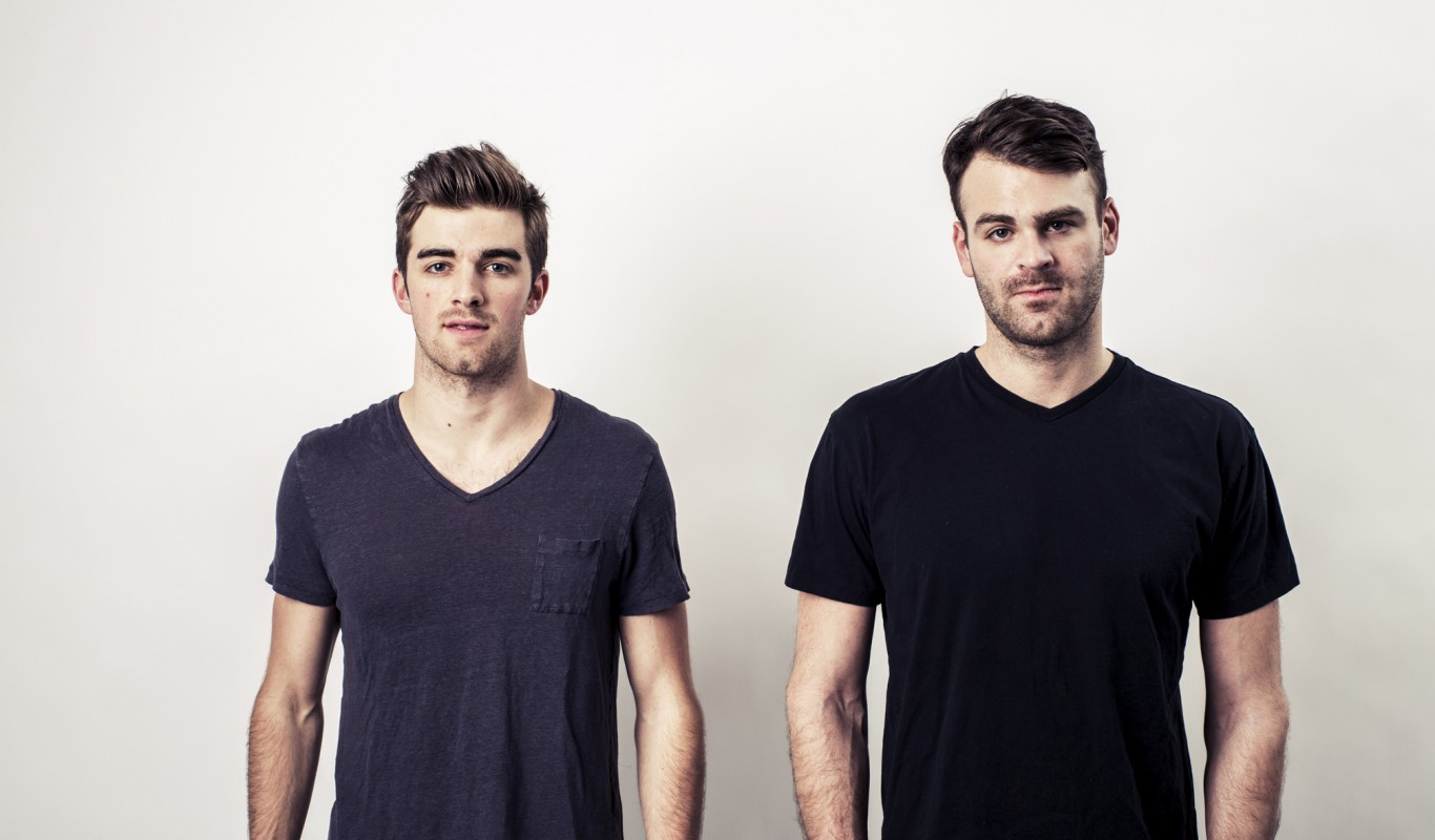 Drew Taggart and Alex Pall of 'The Chainsmokers'