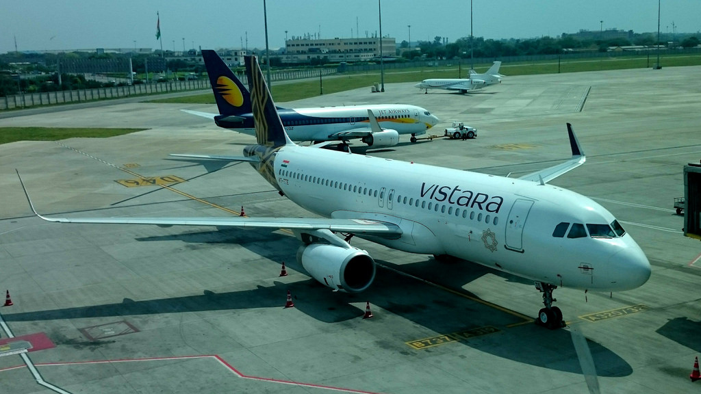 Vistara Airlines have been expanding on the Singapore route.