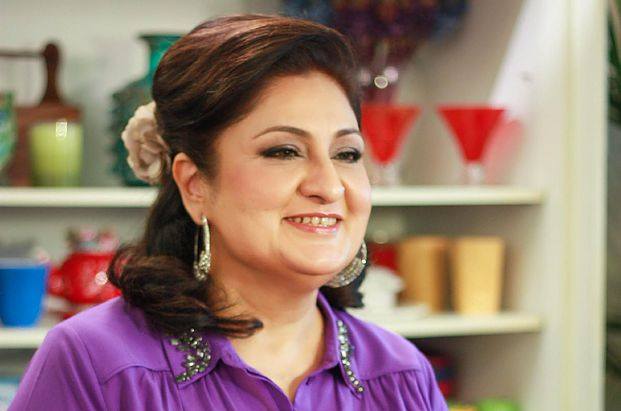 Sarab's lifelong love affair with food began in her mother's kitchen.