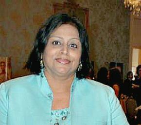 Ritu Raju of Houston Community college