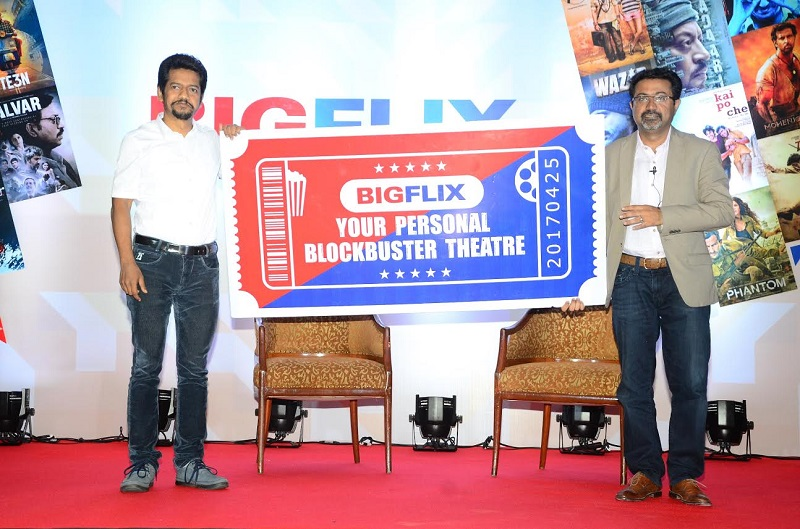 BigFlix launch.