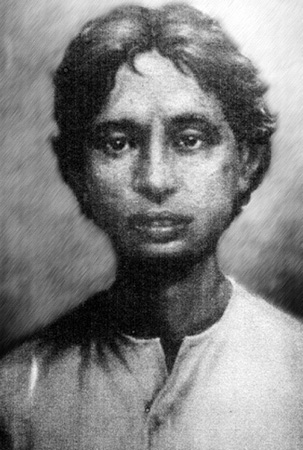 Khudiram Bose.