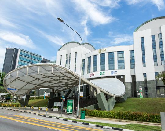 Photo courtesy: sim.edu.sg