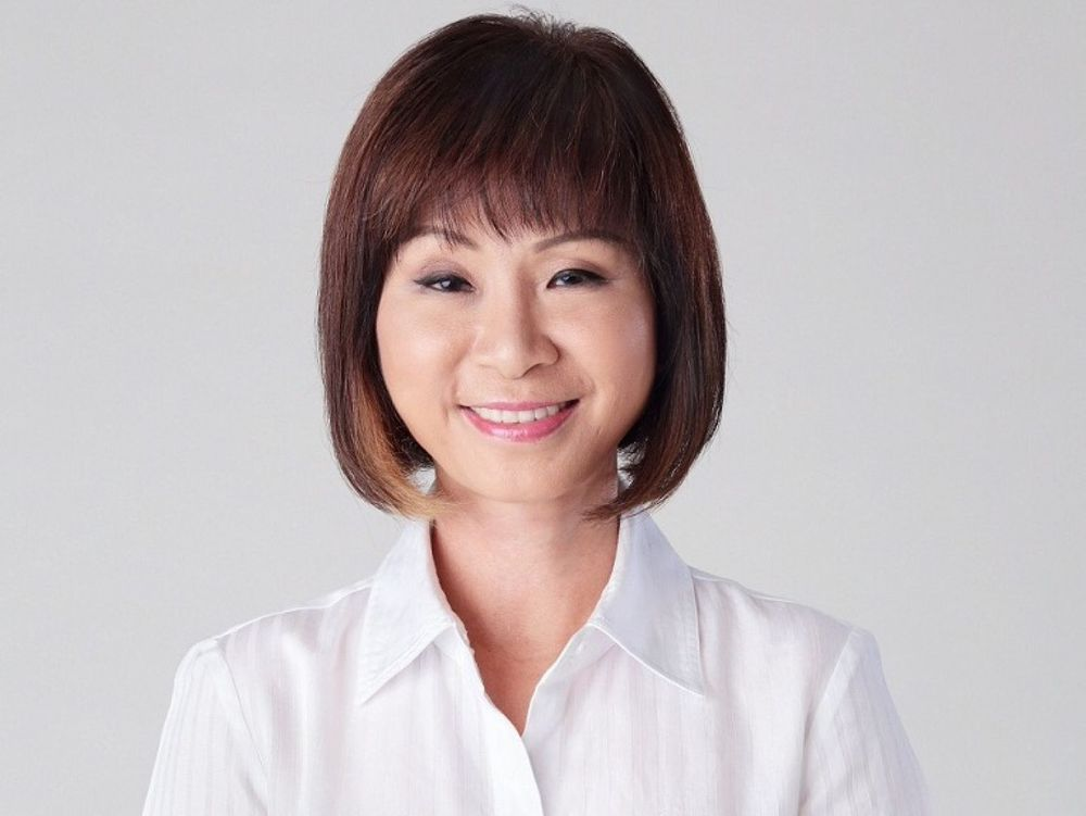 Dr Amy Khor, Senior Minister of State for the Environment and Water Resources