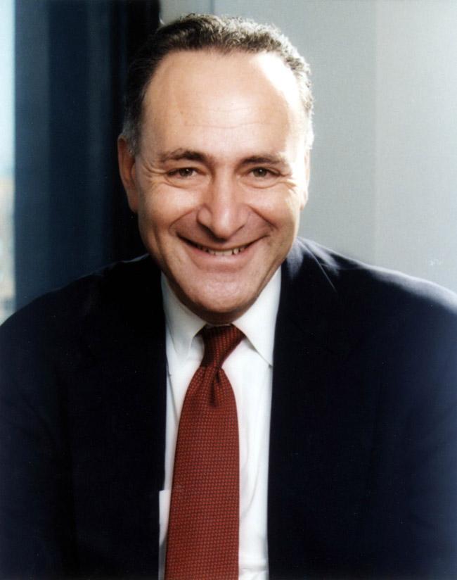 "U.S. Senator Charles Ellis ""Chuck"" Schumer"