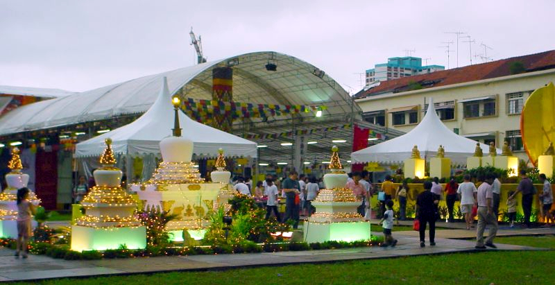 Singapore celebrates Vesak