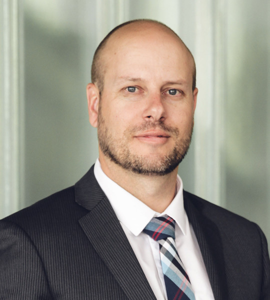 Contra Costa County Deputy District Attorney Simon O'Connell