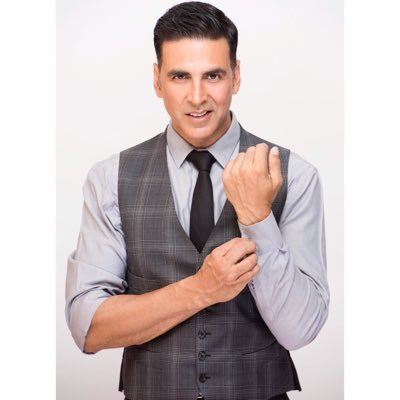 Bollywood actor Akshay Kumar. Photo courtesy: Twitter
