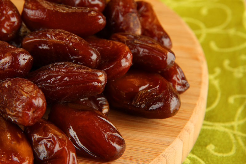 Date is the most preferred item for breaking fast during Ramadan.