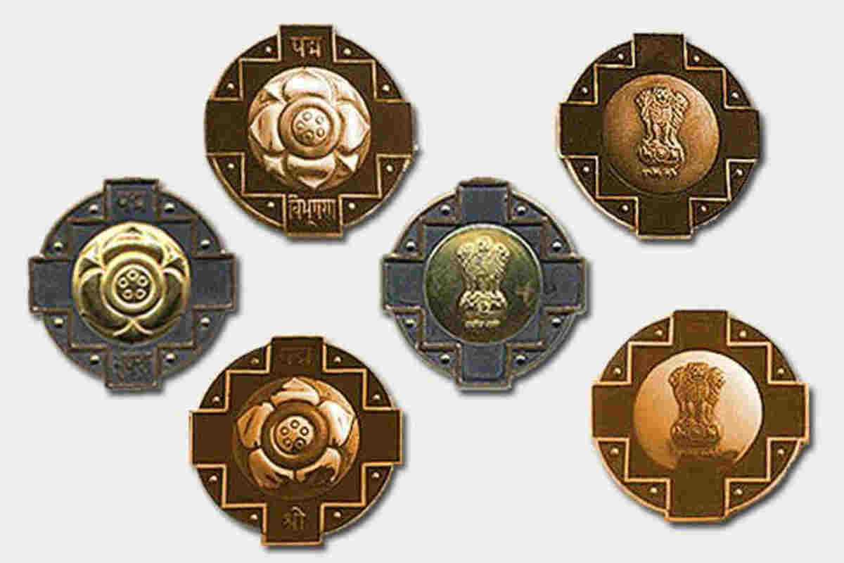 Padma Awards, namely, Padma Vibhushan, Padma Bhushan and Padma Shri are given for exceptional and distinguished service