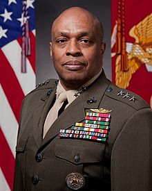 Intelligence Director Lt General Vincent Stewart