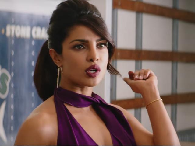 Priyanka Chopra in Baywatch.
