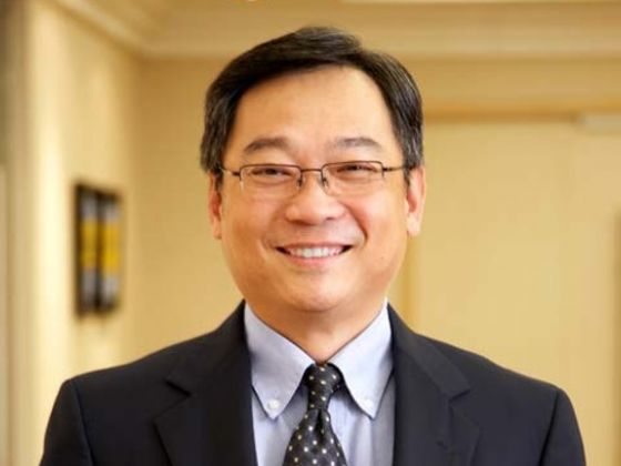 Gan Kim Yong, Health Minister of Singapore.
