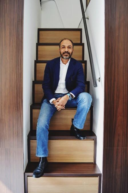 Nawal Roy, CEO, Holmusk.