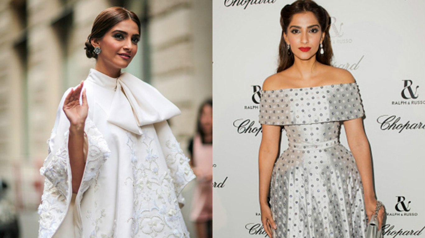 Sonam Kapoor- the fashion icon of Bollywood