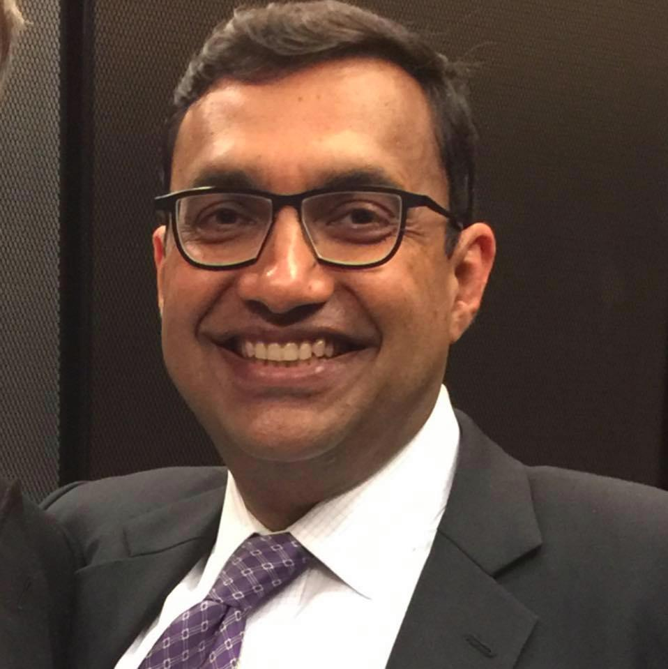 Indian-American lawyer killed in US after being hit by train