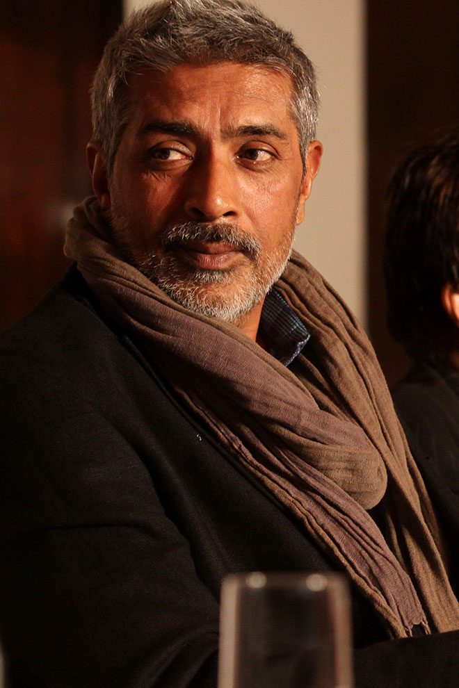 Prakash Jha, producer of the film