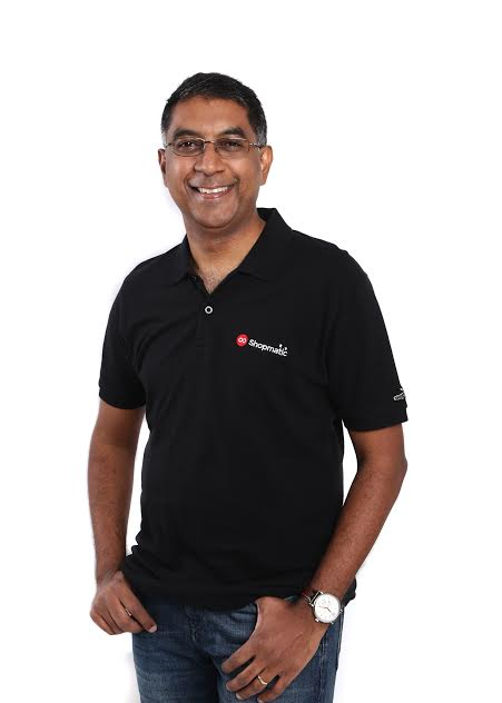 Anurag Avula, CEO of Shopmatic. Photo courtesy: Shopmatic
