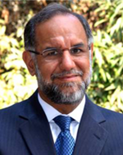 Navdeep Singh Suri, Indian Ambassador to the UAE.