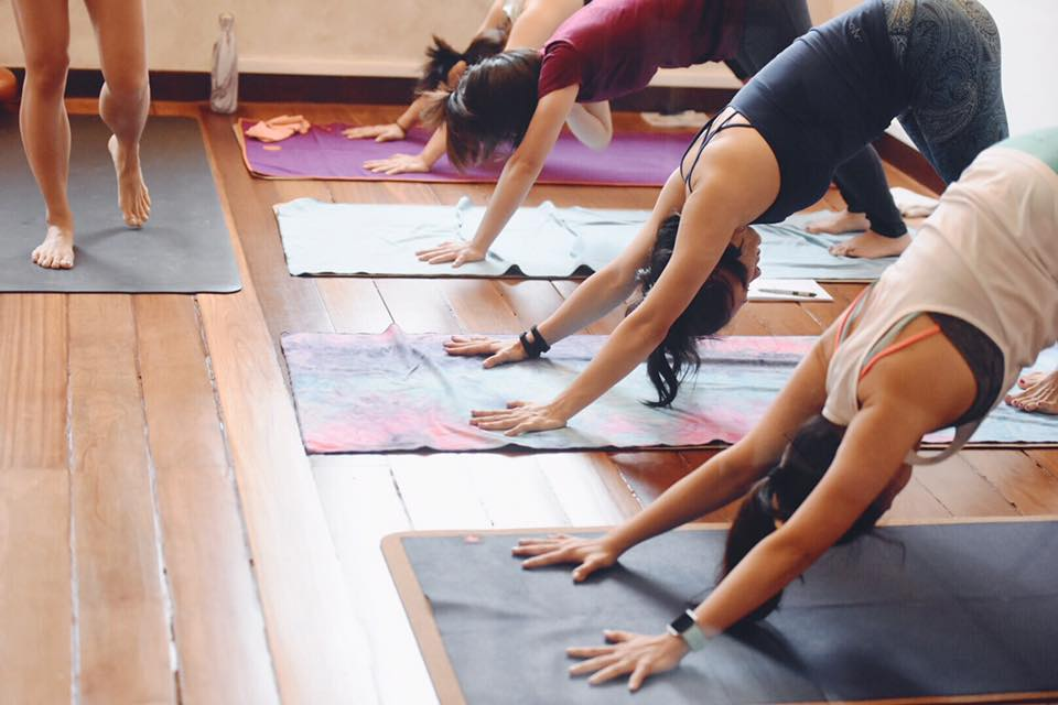 A Mindful Guide To Awesome Yoga Studios In Singapore To