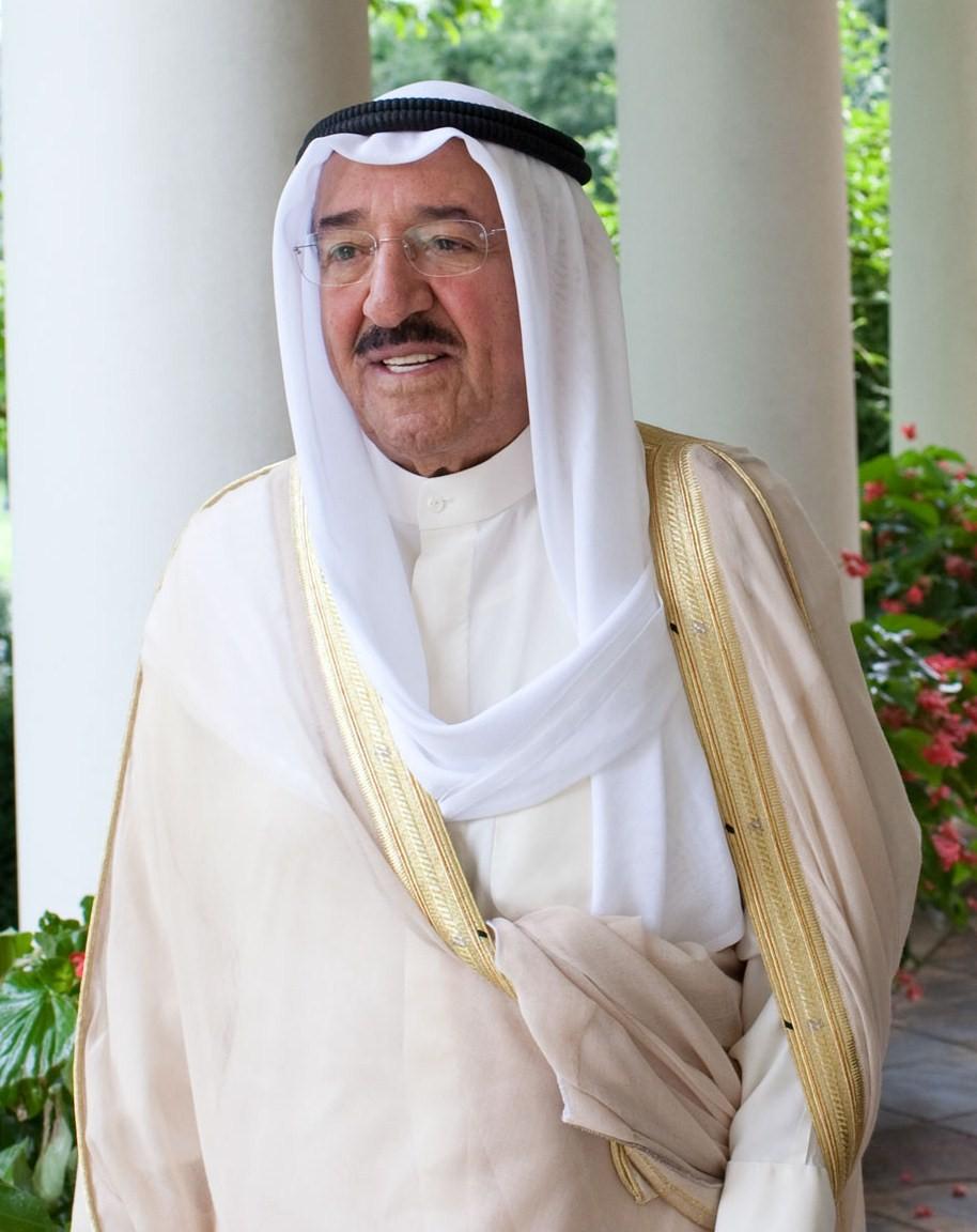 Amir of Kuwait, His Highness, Sheikh Sabah Al Ahmad Al Jaber Al Sabah,