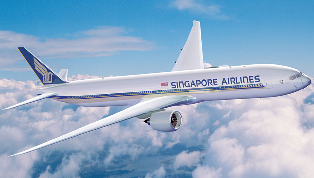 Singapore Airlines has been named world's second best airline.