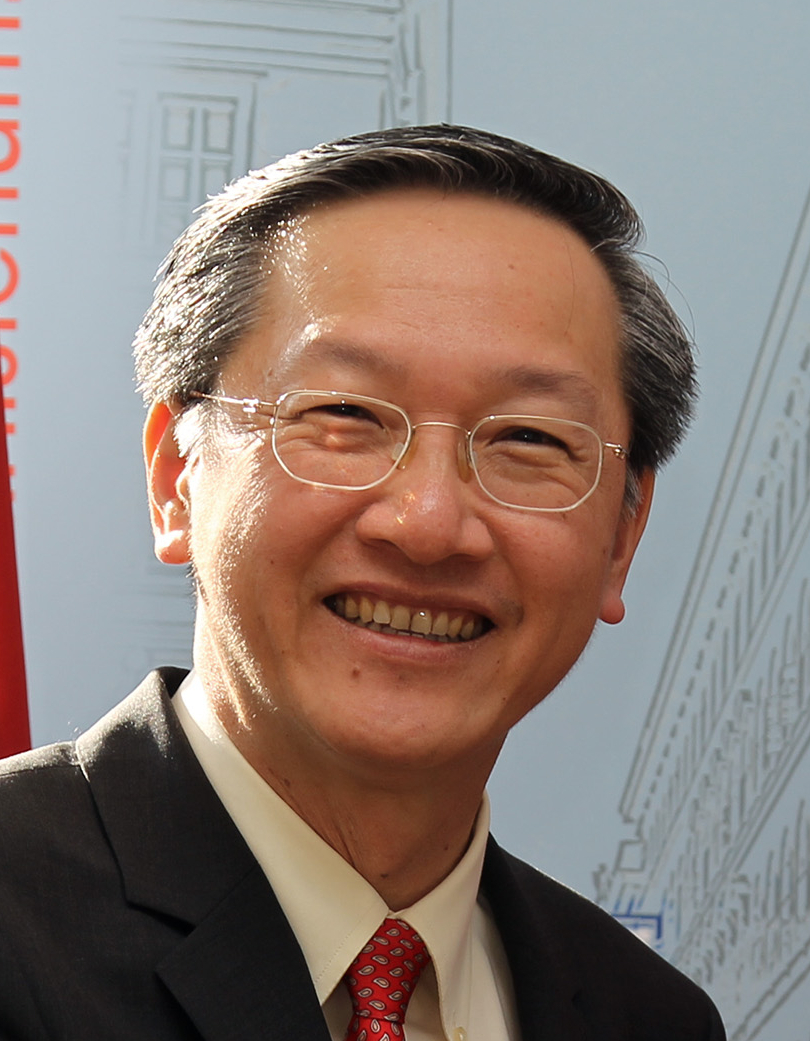 Minister of State for Manpower Sam Tan