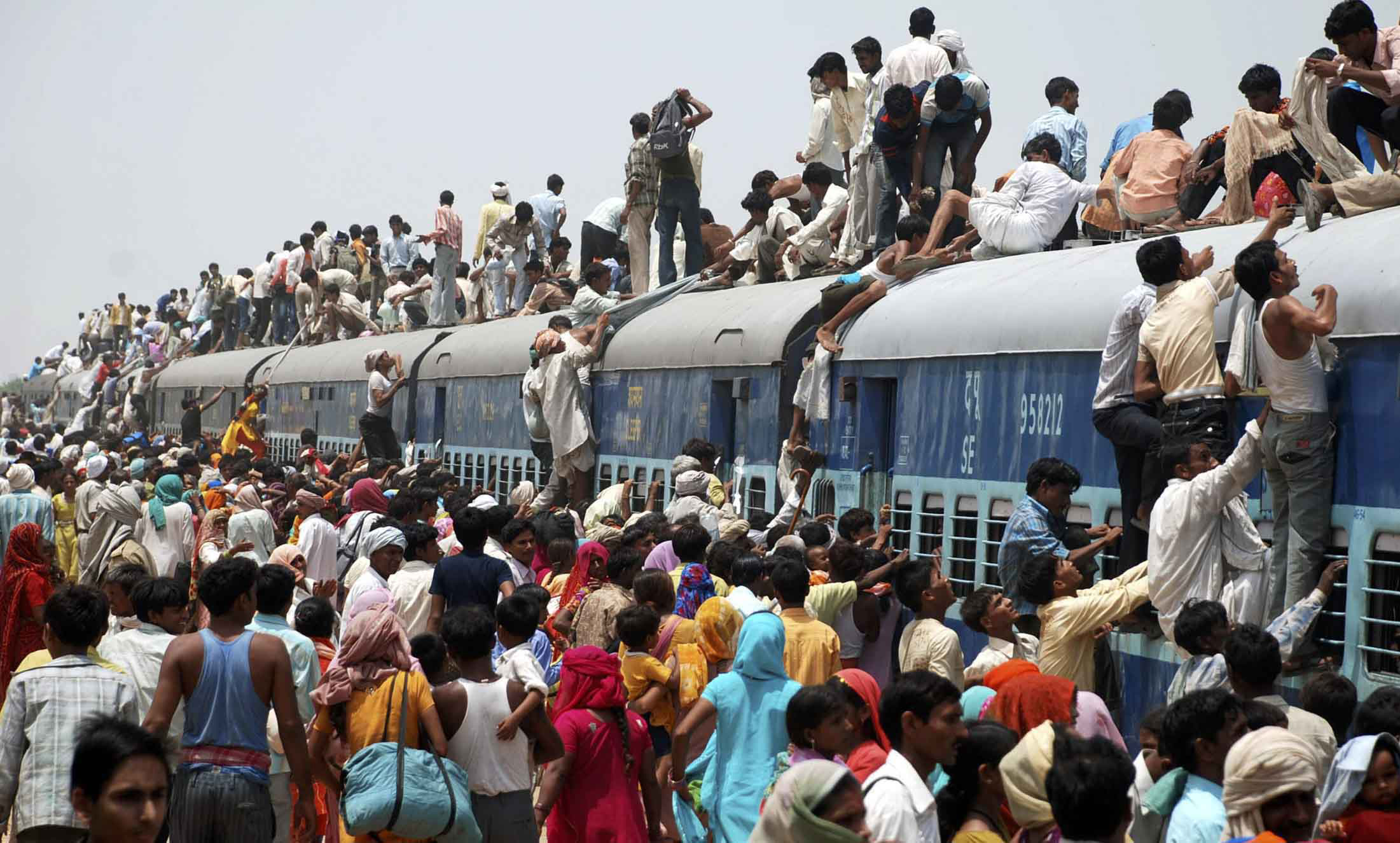 India will overtake China as most populated country in seven years