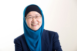 Prof Jackie Ying, IBN Executive Director.
