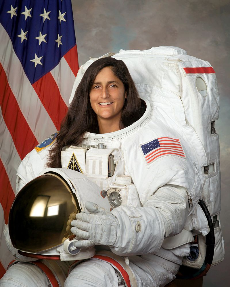 Sunita Williams becomes first Indian-American astronaut to have a school named after her