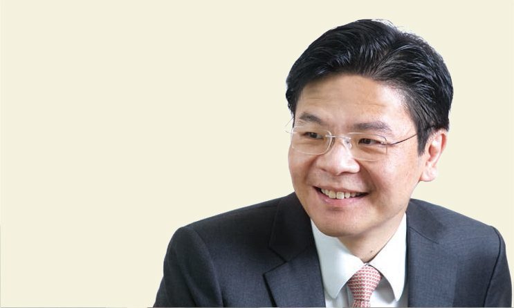 Lawrence Wong, Minister for National Development of Singapore