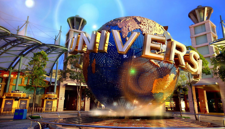 Universal Studios Singapore. Photo courtesy: sofitel-singapore-sentosa.com