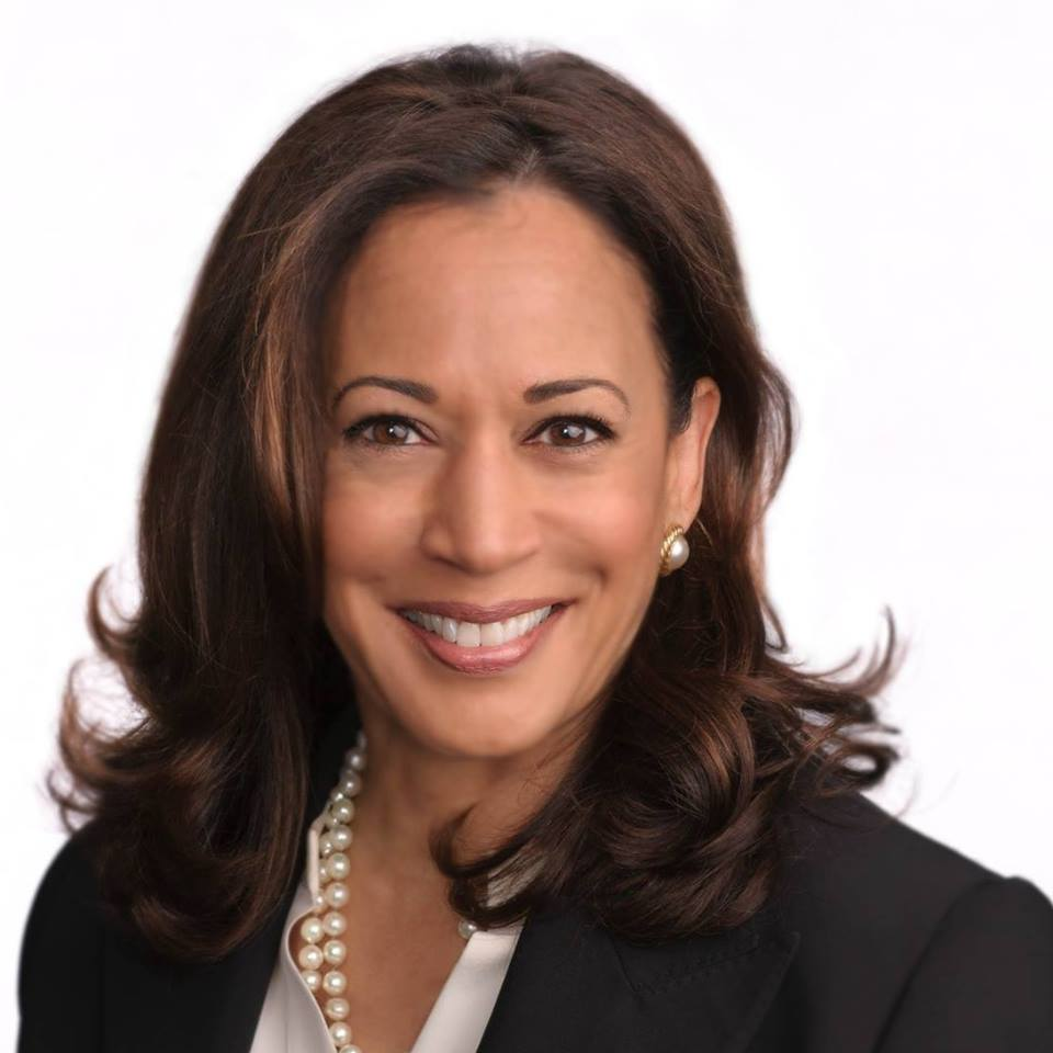 Kamala Harris remembers mother, journeys in America