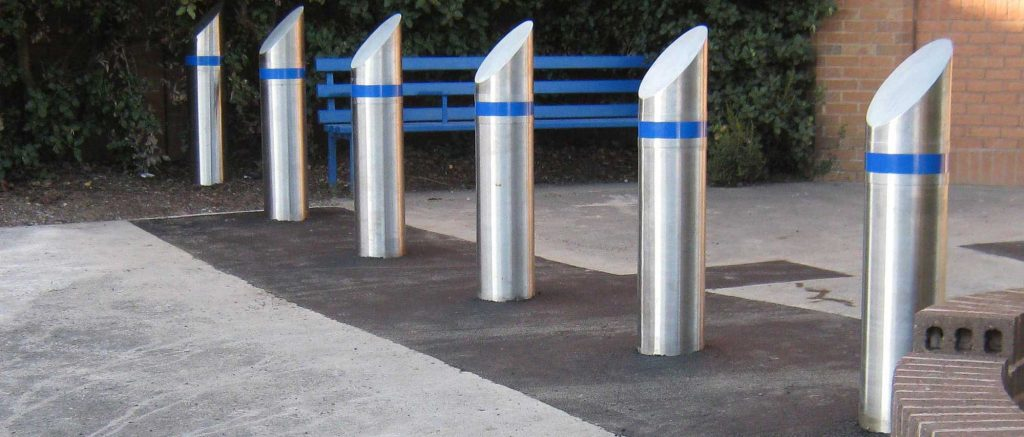 Singapore is considering of placing bollards and security barriers to protect public spaces from hostile vehicle attacks.