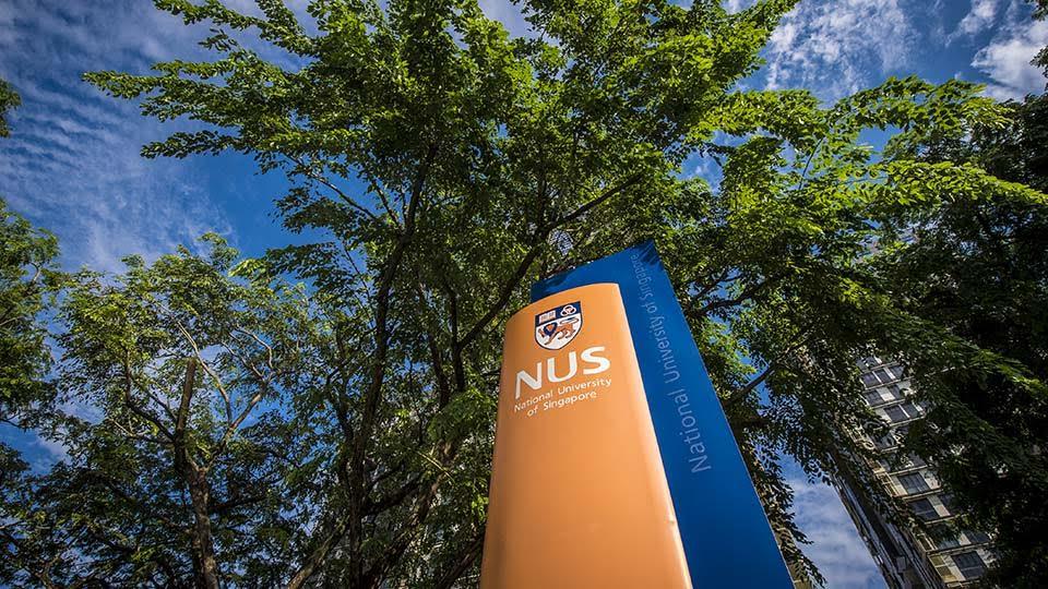 Photo courtesy: National University of Singapore