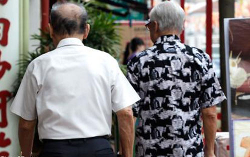 Singaporeans automatically come under national insurance scheme ElderShield when they reach the age of 40.