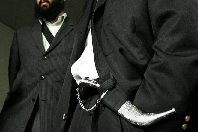 The modified kirpan and license sought by the Italian government is an infringement of religious freedom, the WSO claims. Photo Courtesy: Wikimedia