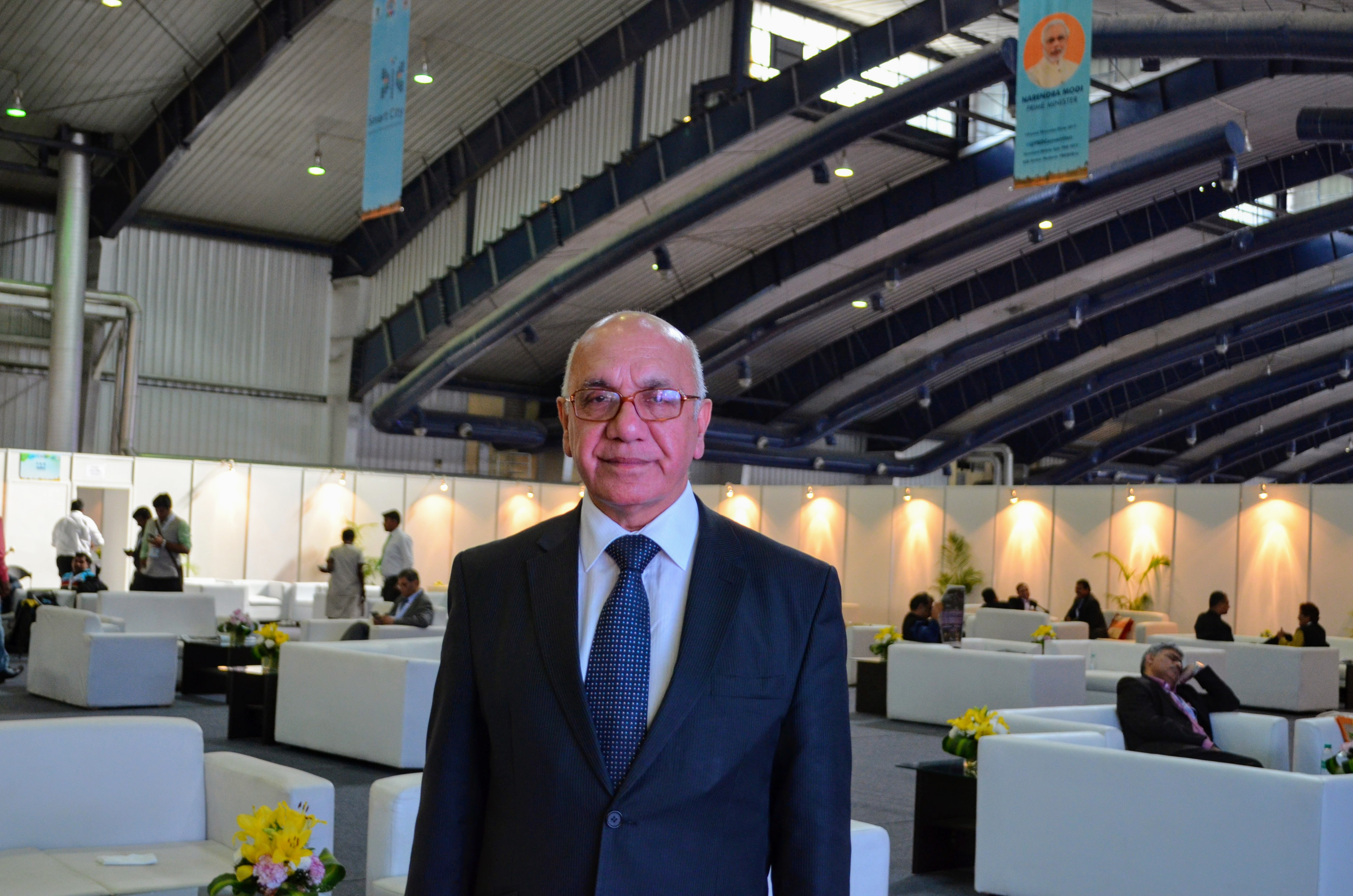The Hon Virendra Sharma. Photo: Connected to India