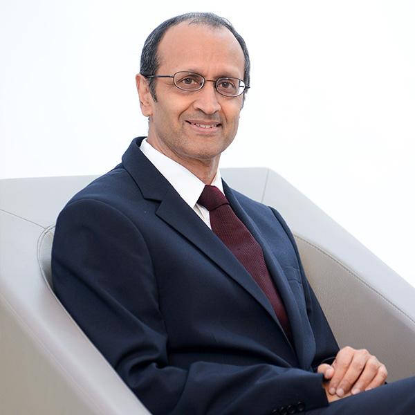 Professor Kanti Bajpai.