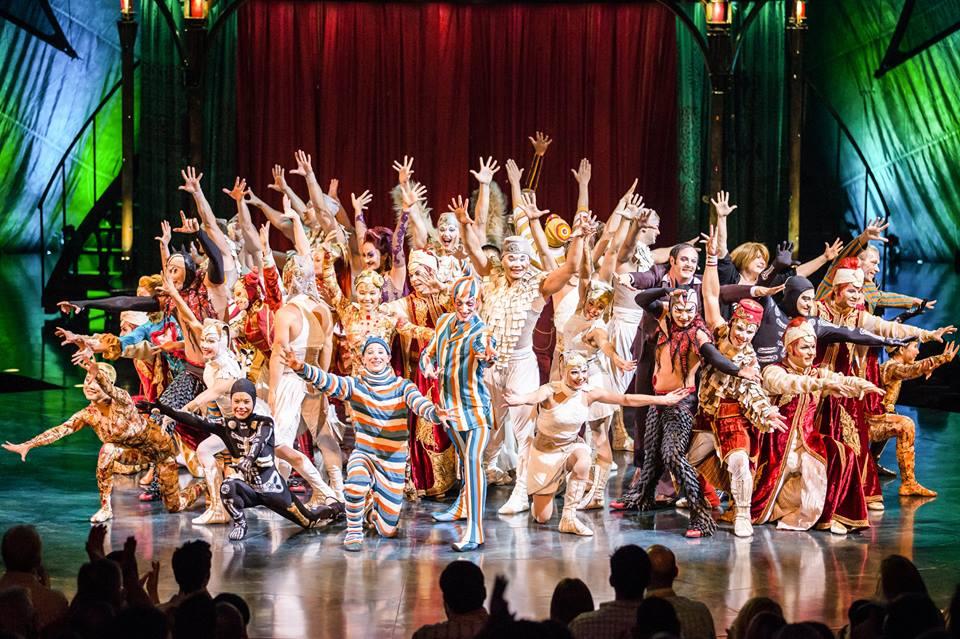 Photo courtesy: Kooza by Cirque de Soleil Facebook